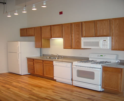 Photo: Chicago House for Rent - $1300.00 / month; 1 Bd & 1 Ba