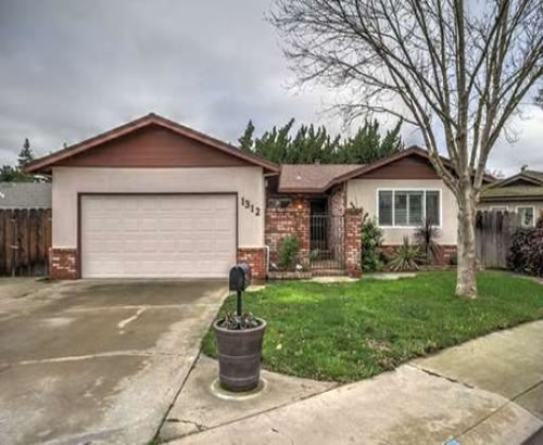 Photo: MODESTO House for Rent - $750.00 / month; 3 Bd & 2 Ba