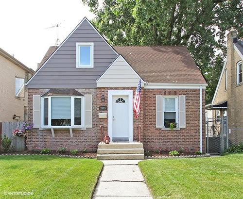 Photo: Chicago House for Rent - $970.00 / month; 3 Bd & 2 Ba