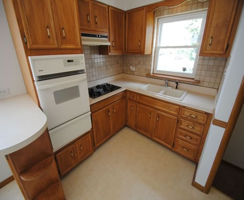 Photo: Chicago House for Rent - $850.00 / month; 3 Bd & 2 Ba
